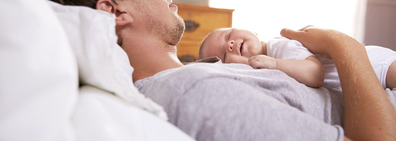 Bebek Gelişiminde Babanın Önemi