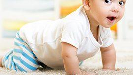 Bebeğim henüz yürümeye başlamadı. Ne yapmalıyım?