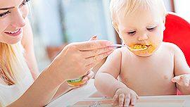 Bebekler ne zaman çiğnemeye başlar?