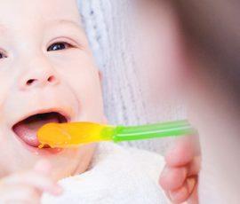 Bebeğinizin Gelişimi ve Demirce Zengin Beslenmesi