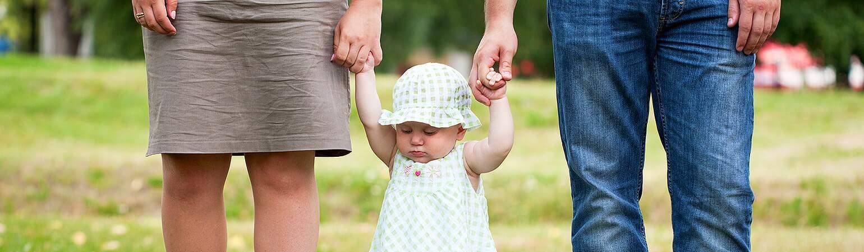 Bebekler için Yürüme Egzersizleri