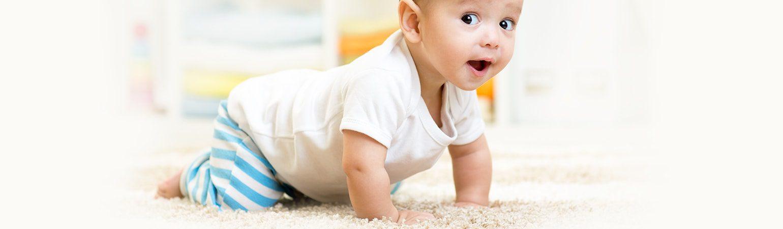 Bebeklerde Emekleme ve Ayağa Kalkma Süreci