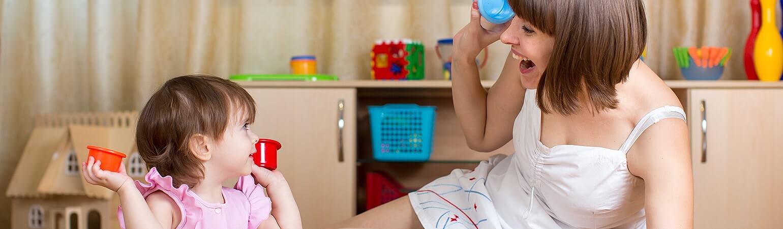 Bebeklerle Oyun Oynamak ve Güvenli Oyun Alanı