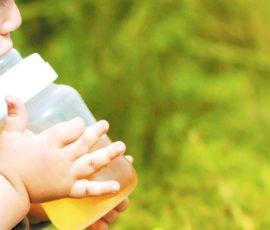 Çocuklarda Biberon ve Emzik Kullanımı