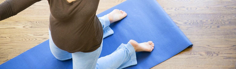 Hamilelikte Egzersiz ve Aktiviteler