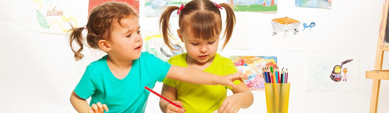Çocuğunuzun Çizim ve Boyama Becerileri