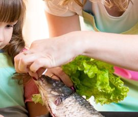 Çocuklara Balık Sevdirmenin Yolları
