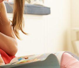 Çocuklara Hikaye Kitabı Seçmek ve Okumak