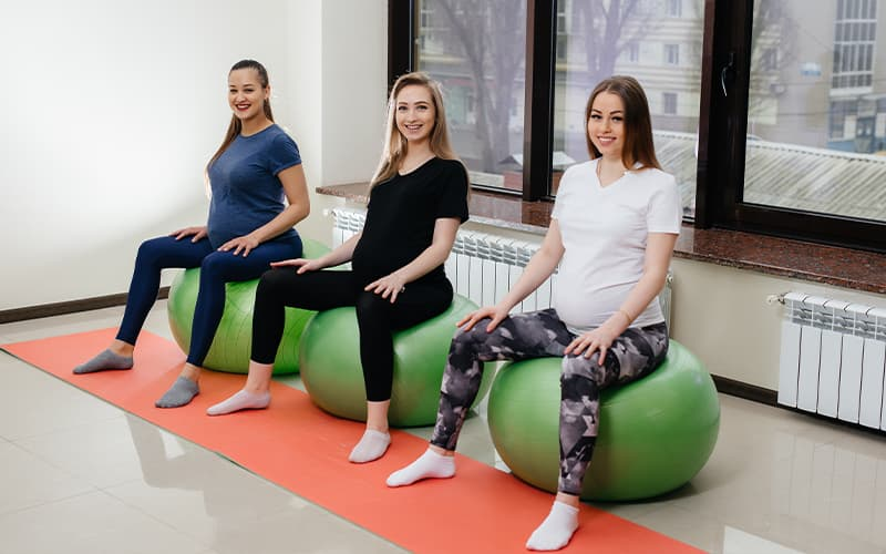 Pilates Topuyla Egzersiz